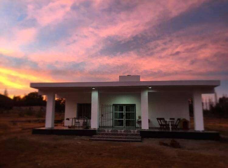 nr49 - Casa para 2 a 5 personas con pileta y cochera en Chilecito