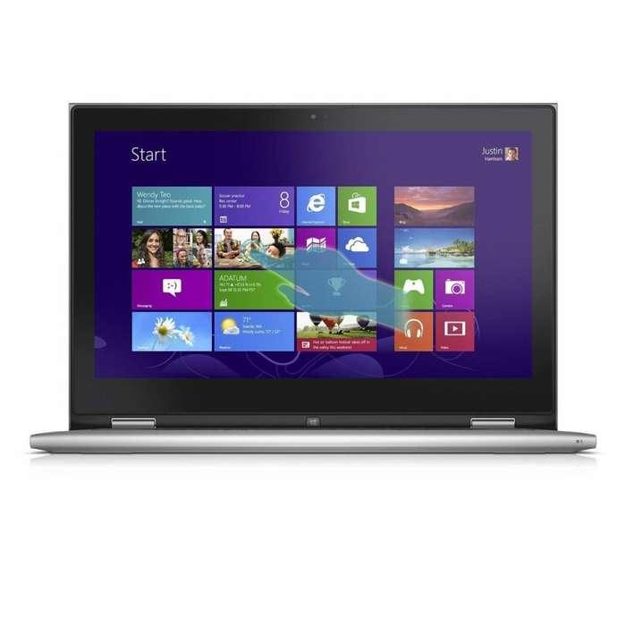 Laptop Dell 2 en 1 full HD, táctil, nueva, touch. Laptops Asus, HP, Lenovo, ingenieros, diseño, i5, i7.