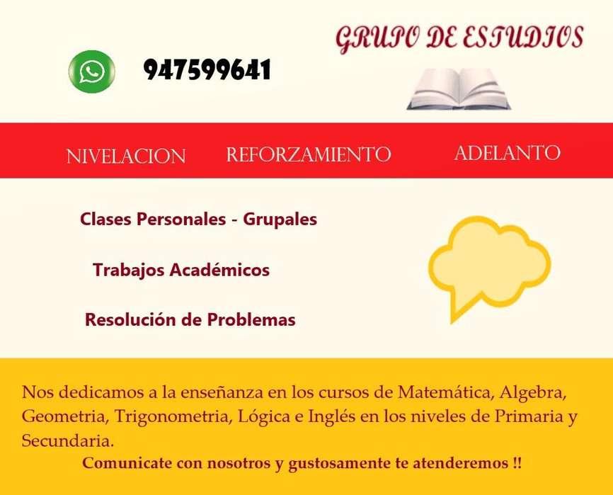 Clases Personales Y Grupales