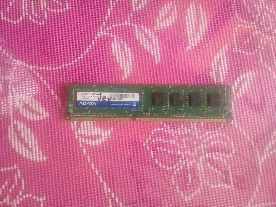 MEMORIA DD3 2GB BUS 1333