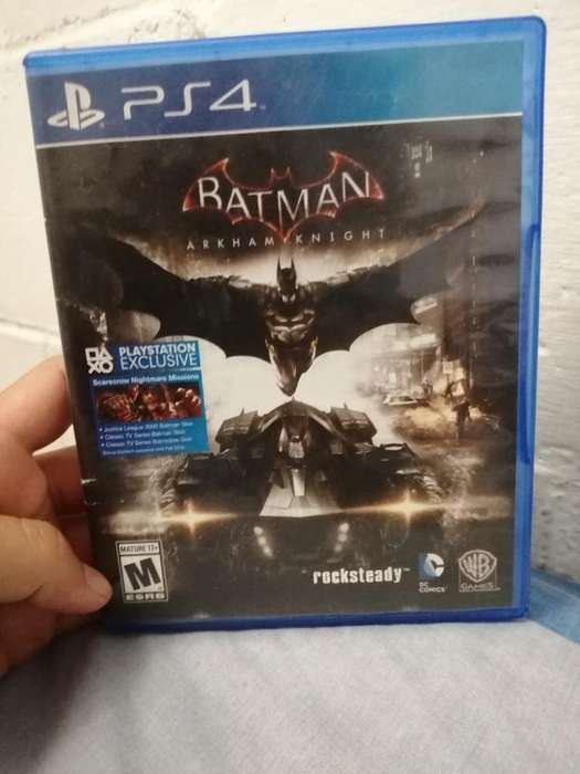 Vendo Batman: Arkham Knight #ps4
