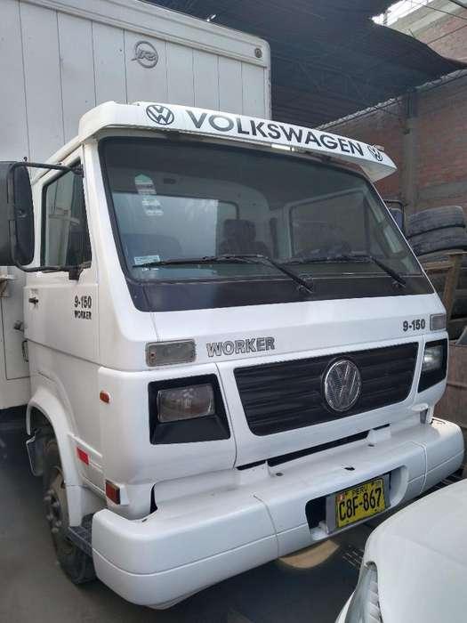 Camión Furgon Volkswagen 9:15 Año 2008
