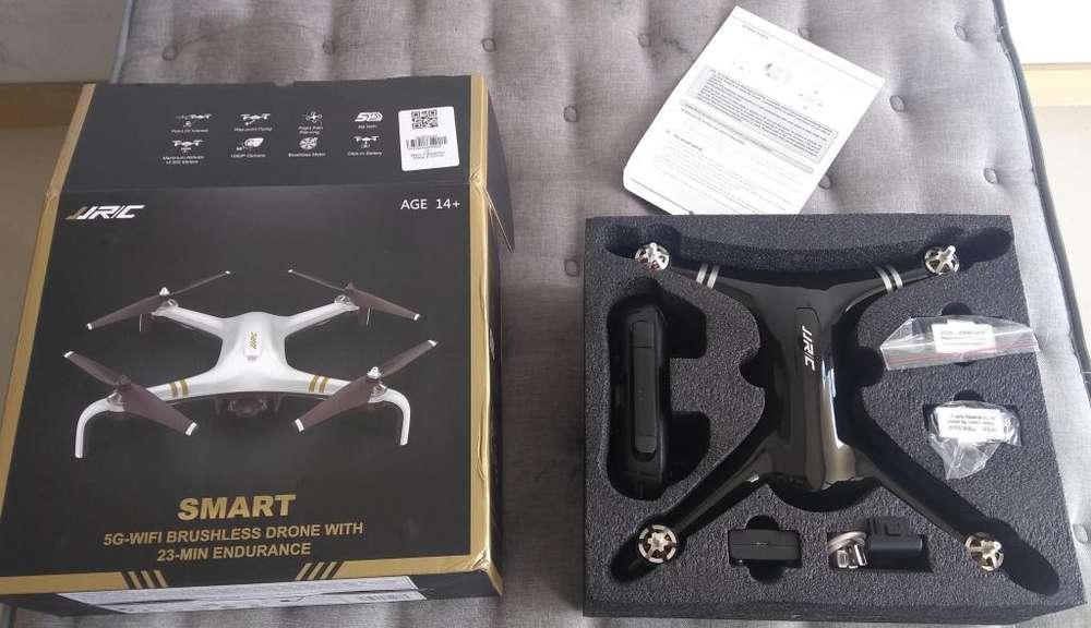 Dron Jjrc X7 Smart Gps Wifi 5g Camara 1080p Vuelo 21 Minutos