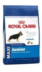 ROYAL CANIN MAXI JUNIOR X 15KG ENVIOS A DOMICILIO SIN CARGO