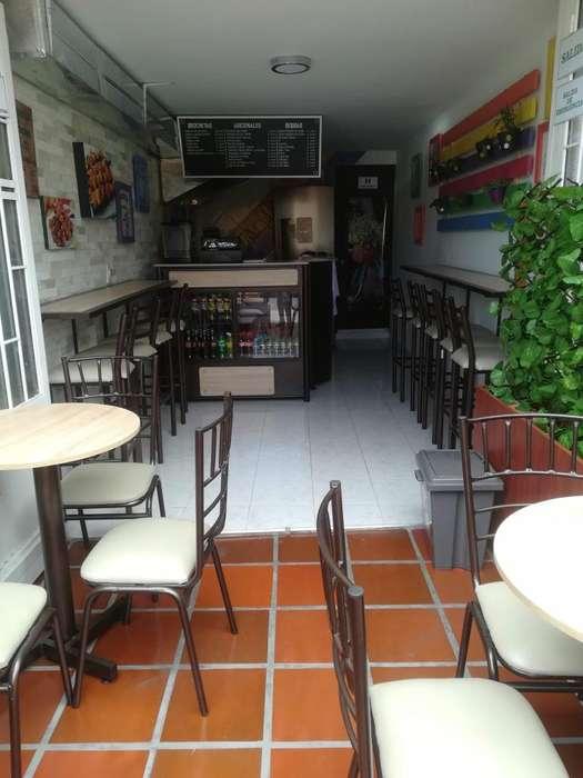 Muebles en perfecto estado para restaurante y comidas rpidas