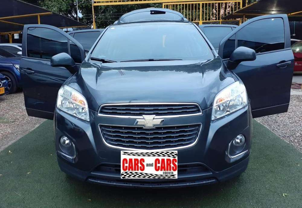 Chevrolet Tracker 2015 - 89000 km