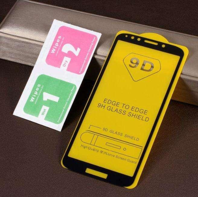 Vidrio Templado 9d Motorola Moto E5 Play Protector Pantalla
