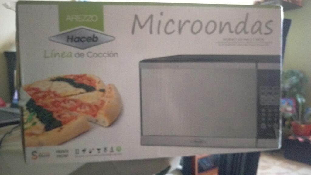Horno Microondas Haceb Nuevo