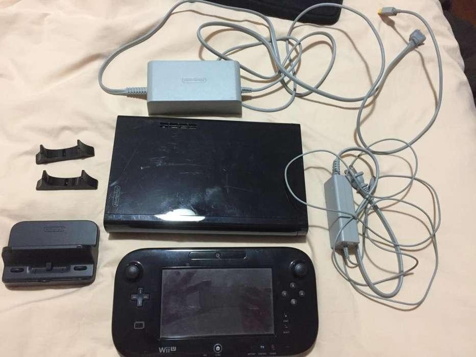 Wii U y juegos negociable.