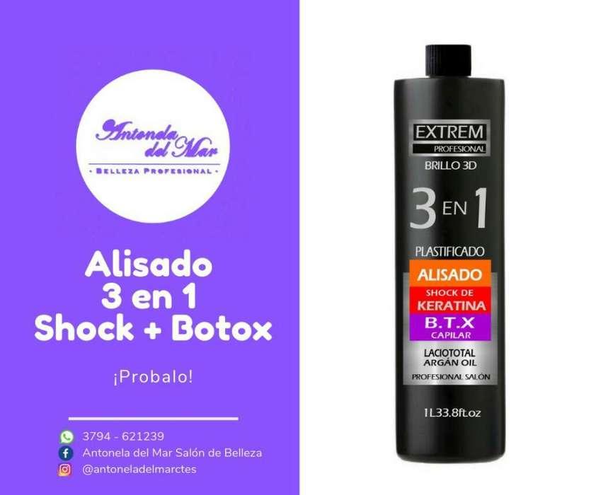 Alisado 3en1 X1l