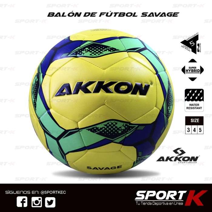 Balon de Futbol Akkon Savage