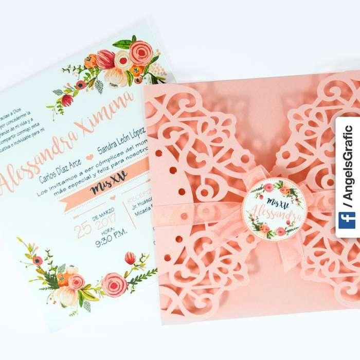 Tarjetas de invitación