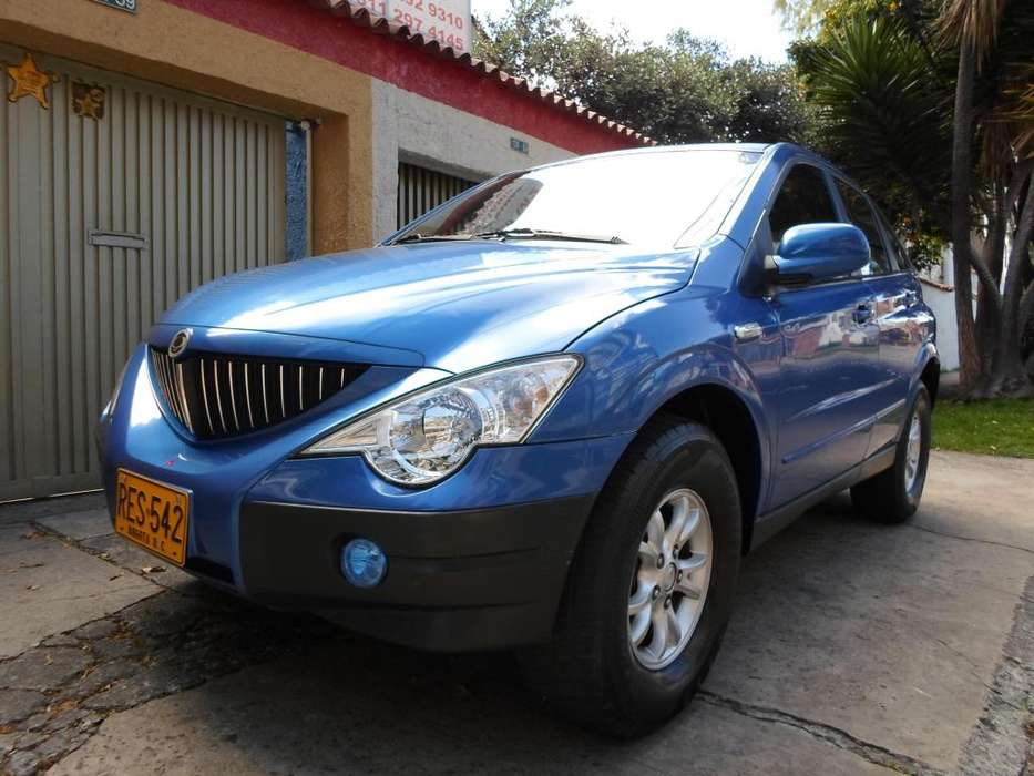 Ssangyong Actyon 2011 - 81000 km