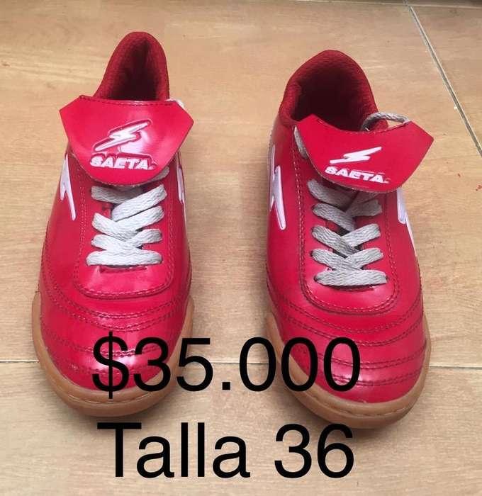 Guayos Talla 36