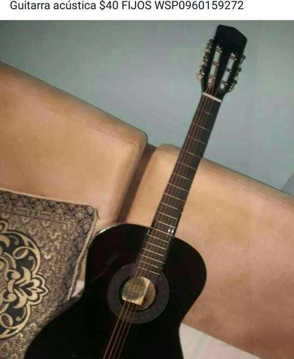 Guitarra Nueva Artesanales