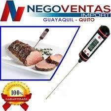 TERMÓMETRO DE <strong>cocina</strong>