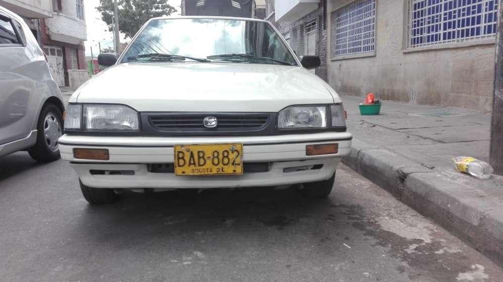 Mazda 323 1989 - 100000 km