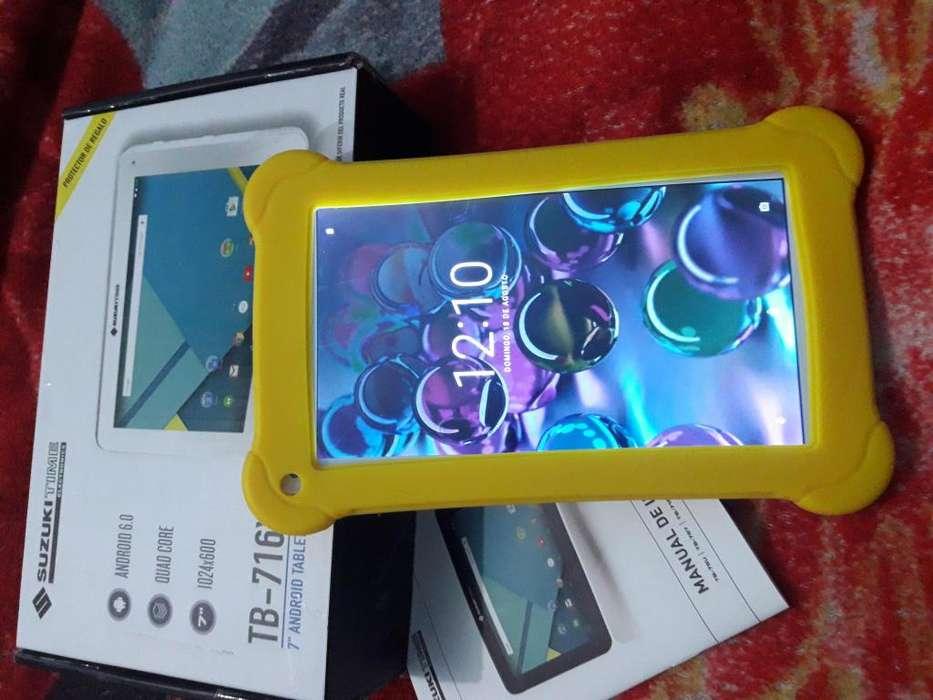 Vendo o permuto tablet por celular