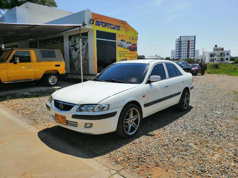 Mazda 626 2003 - 225000 km