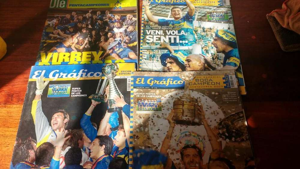 Revista El Grafico