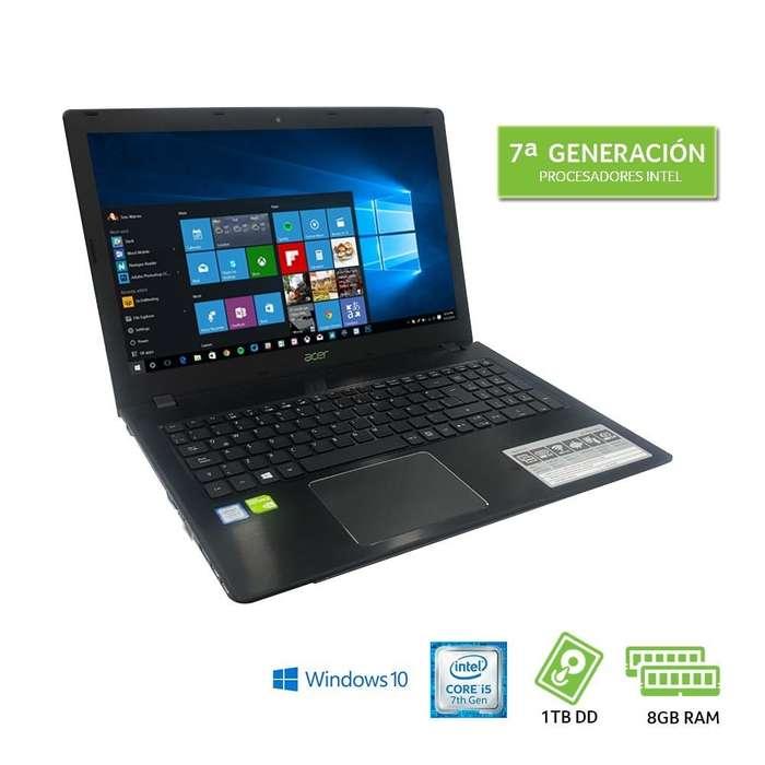 Computador Portatl Acer Aspire E 15