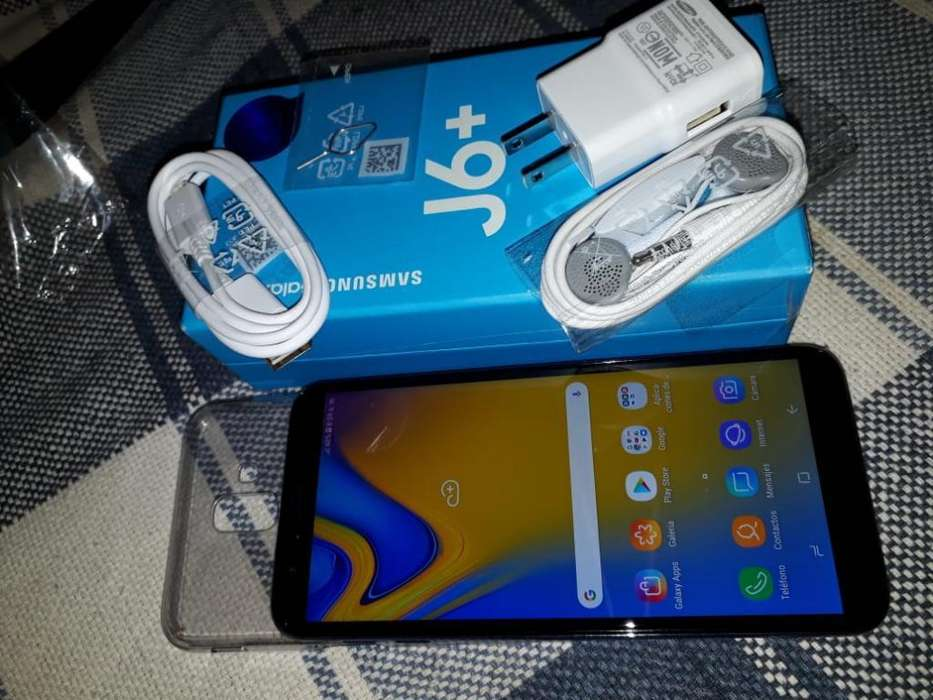 Vendo Samsung J6 Plus