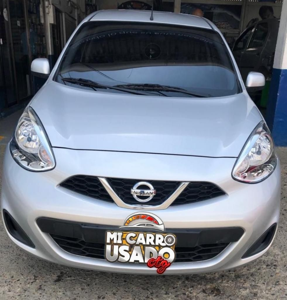 Nissan March 2018 Aut