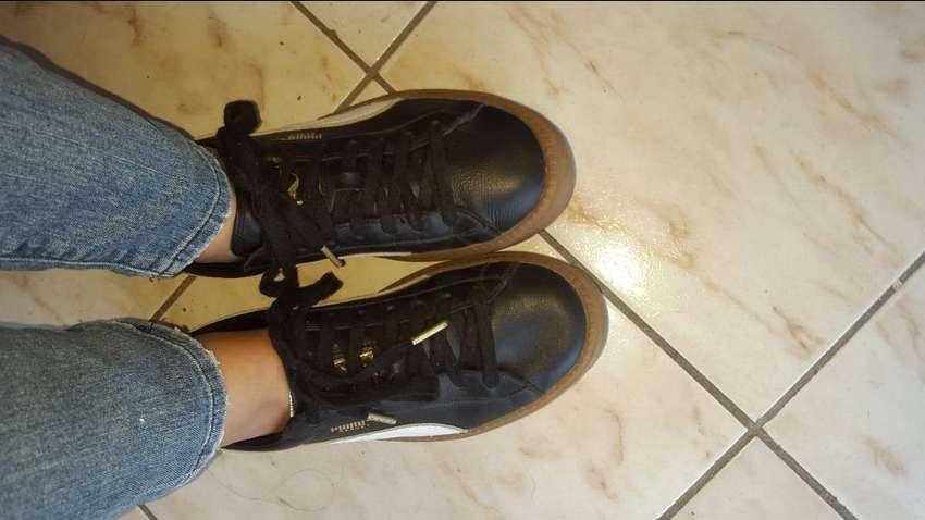 zapatillas puma mujer 39