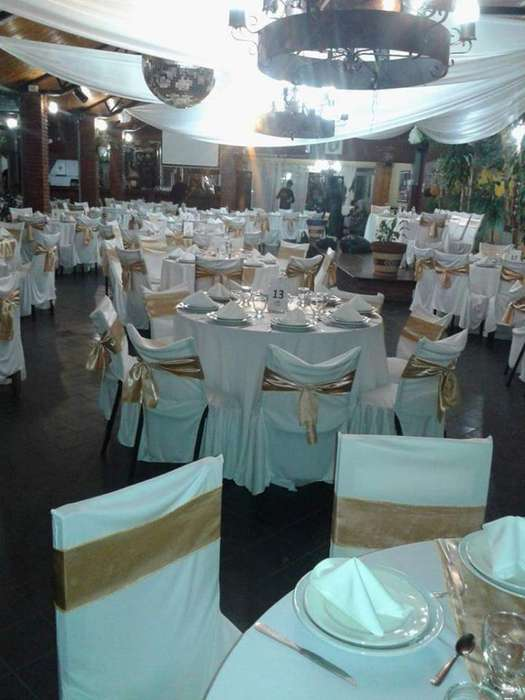 Salon Ricardo Rojas Catering Y Eventos