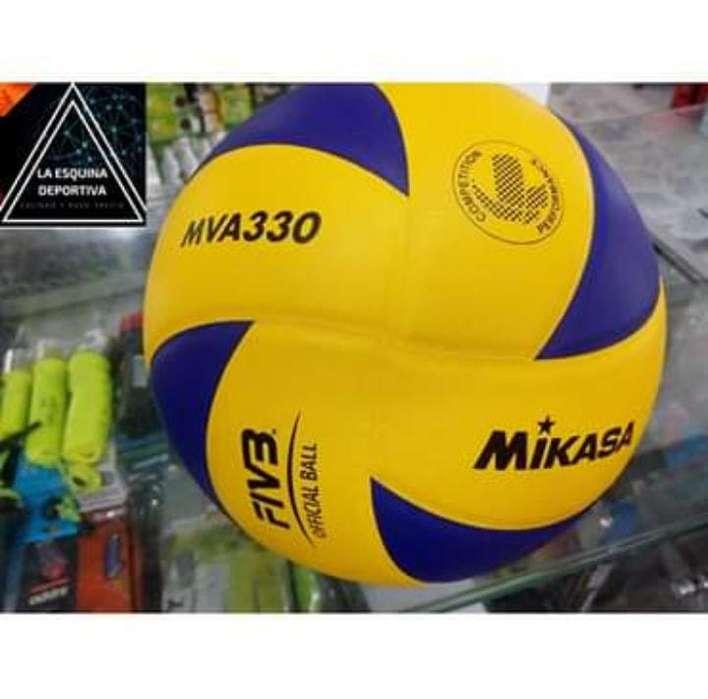 Balon Voleibol Mva 330 Mikasa Profesiona