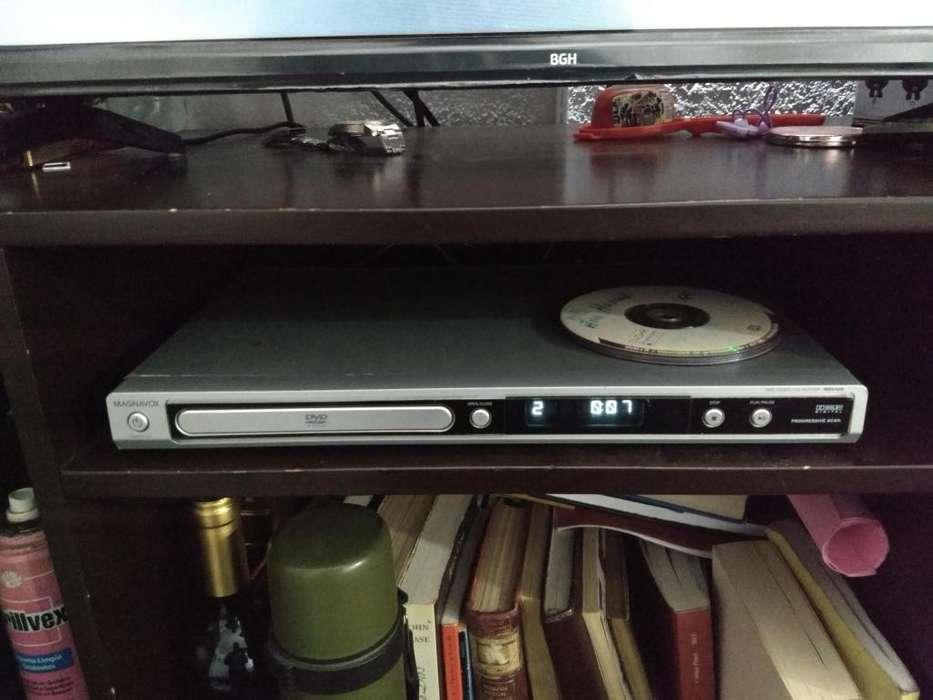 Liquido DVD Magnavox excelente estado y funcionamiento :)