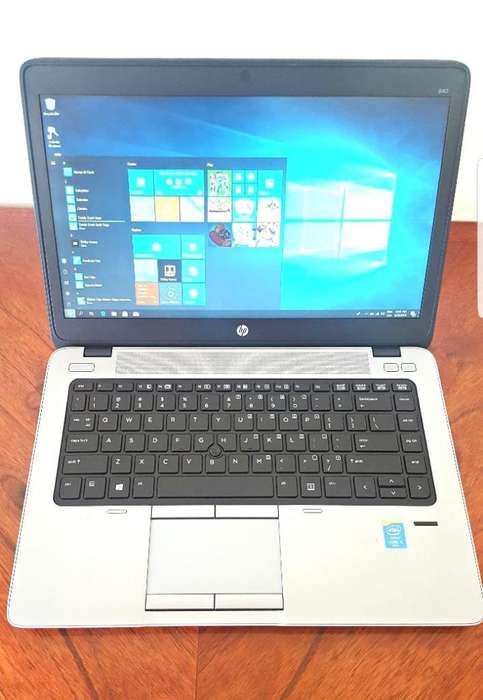 Laptop Hp Core I7, 8gb Ram, 500gb Disco