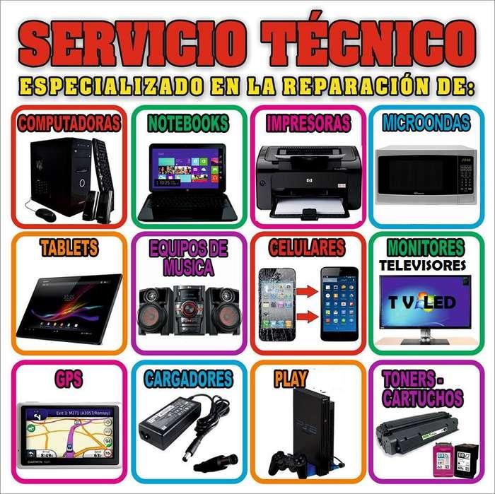 Reparacion TELEVISORES, AUDIO, EQUIPOS MUSICALES