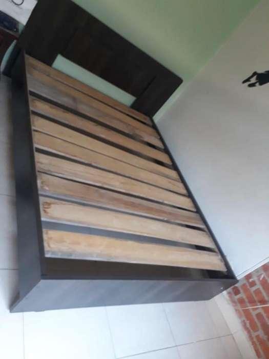 Base de cama doble