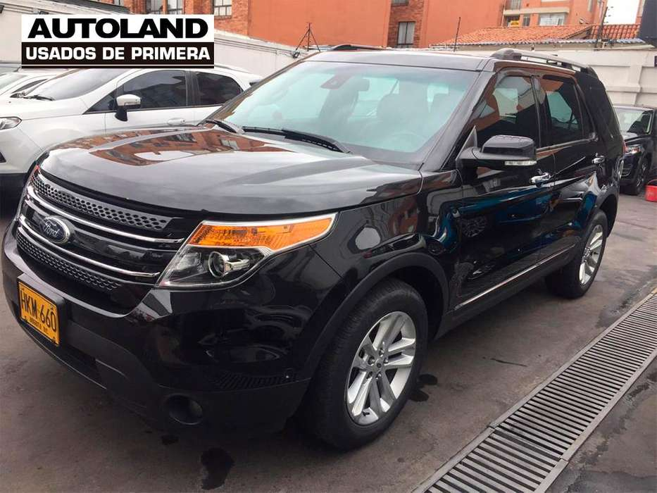 <strong>ford</strong> Explorer 2014 - 53700 km
