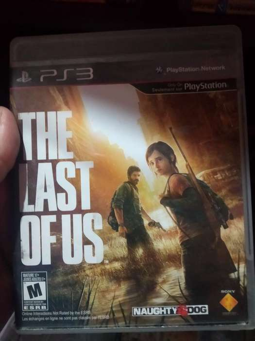 Last Of Us Play 3 Ps3