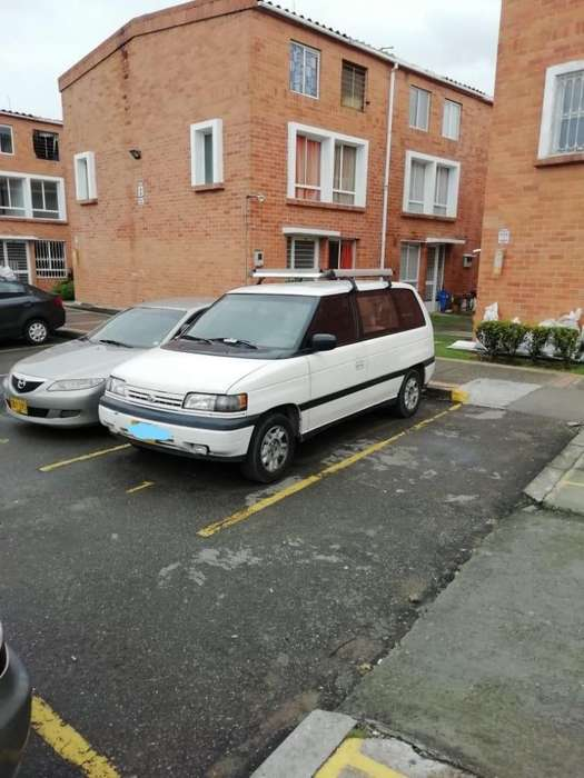 Mazda MPV 1996 - 278532 km