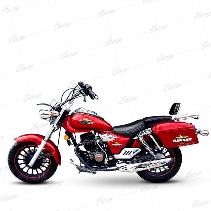 Motocicleta Ranger Luxury 200