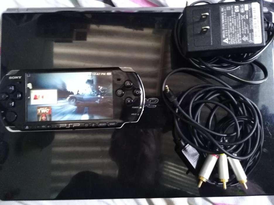 SE VENDE DS PSP 3001 SONY
