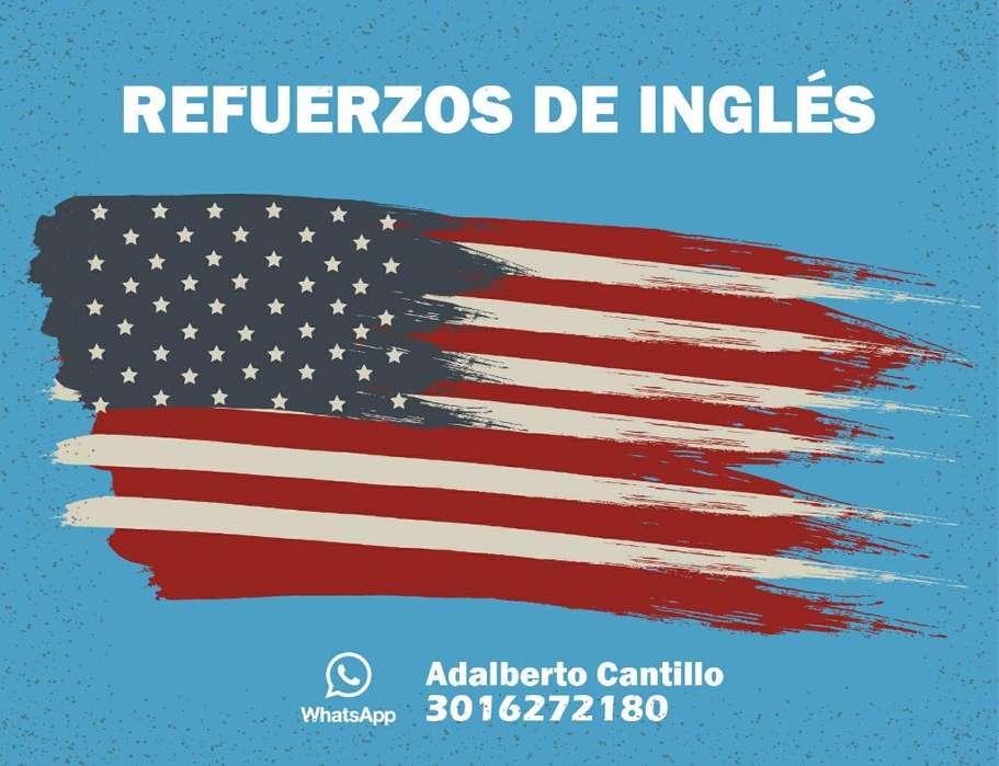 Refuerzos de Inglés