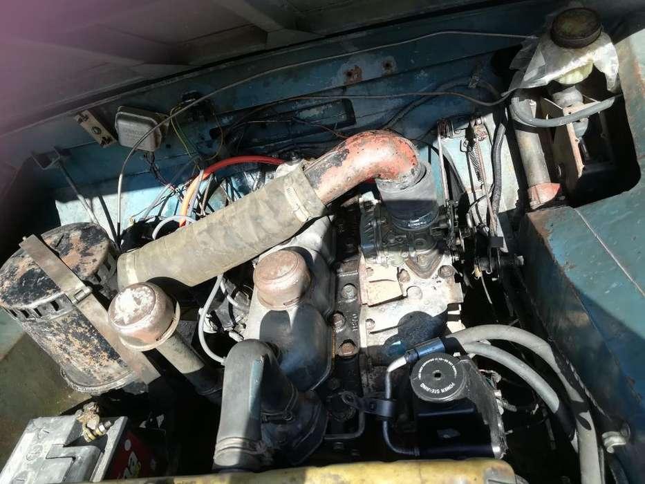 Land Rover Santana 1967 - 5 km