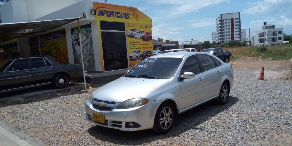 Chevrolet Optra 2012 - 139000 km