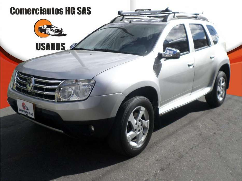 Renault Duster 2015 - 74000 km