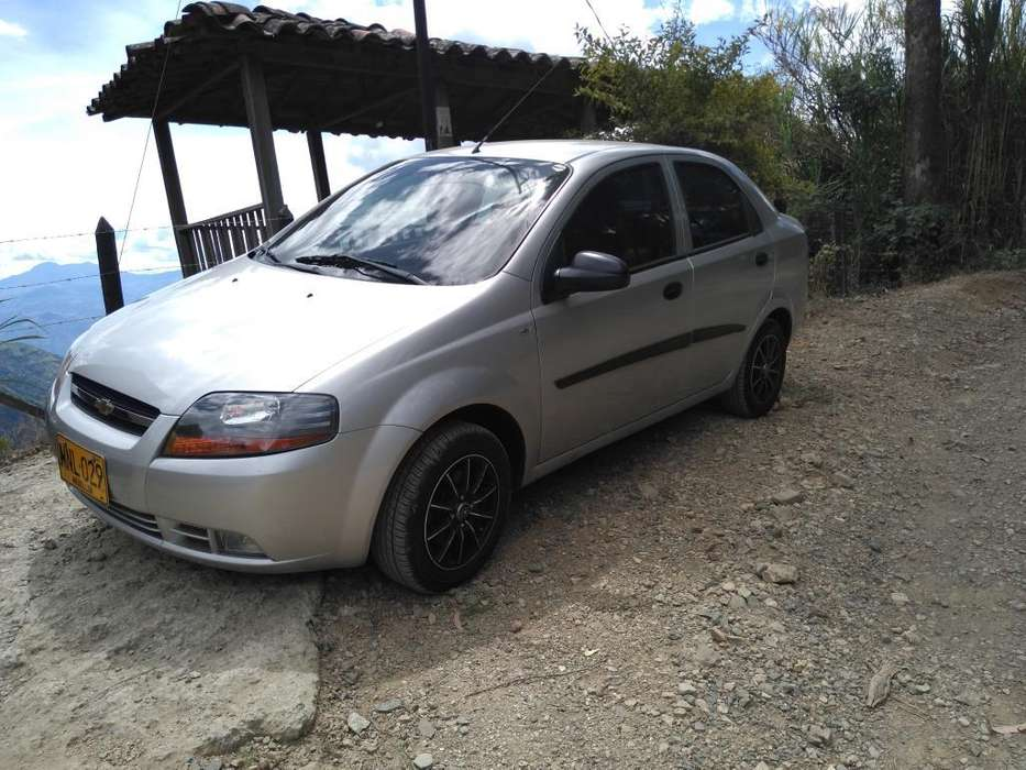 Chevrolet Aveo 2007 - 105 km