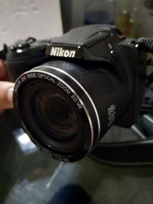 Camara Semireflex Nikon L340