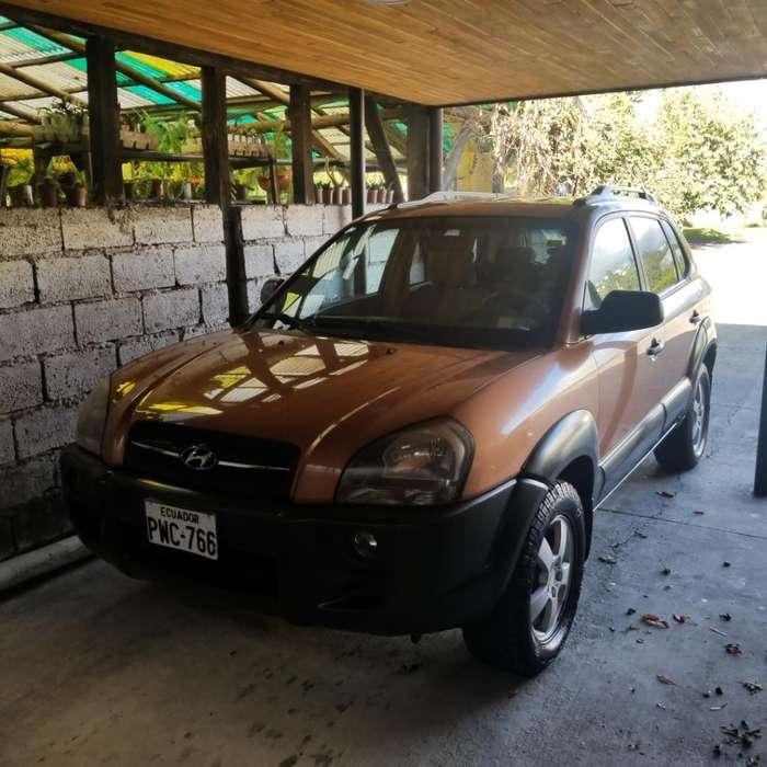 Hyundai Tucson 2007 - 130000 km