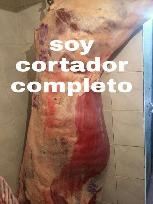 Carnicero Cortador Completo