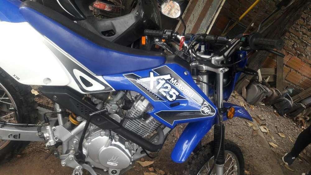 Vendo Motomel X3m 125