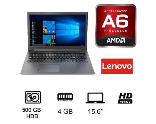 Notebook Lenovo A6-9225/4gb/500gb/w10/15.6 Le