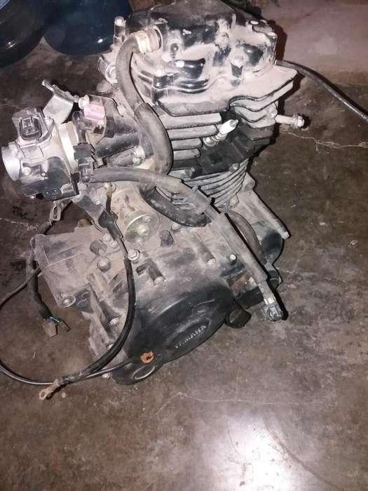 Motor Yamaha Fz Fi